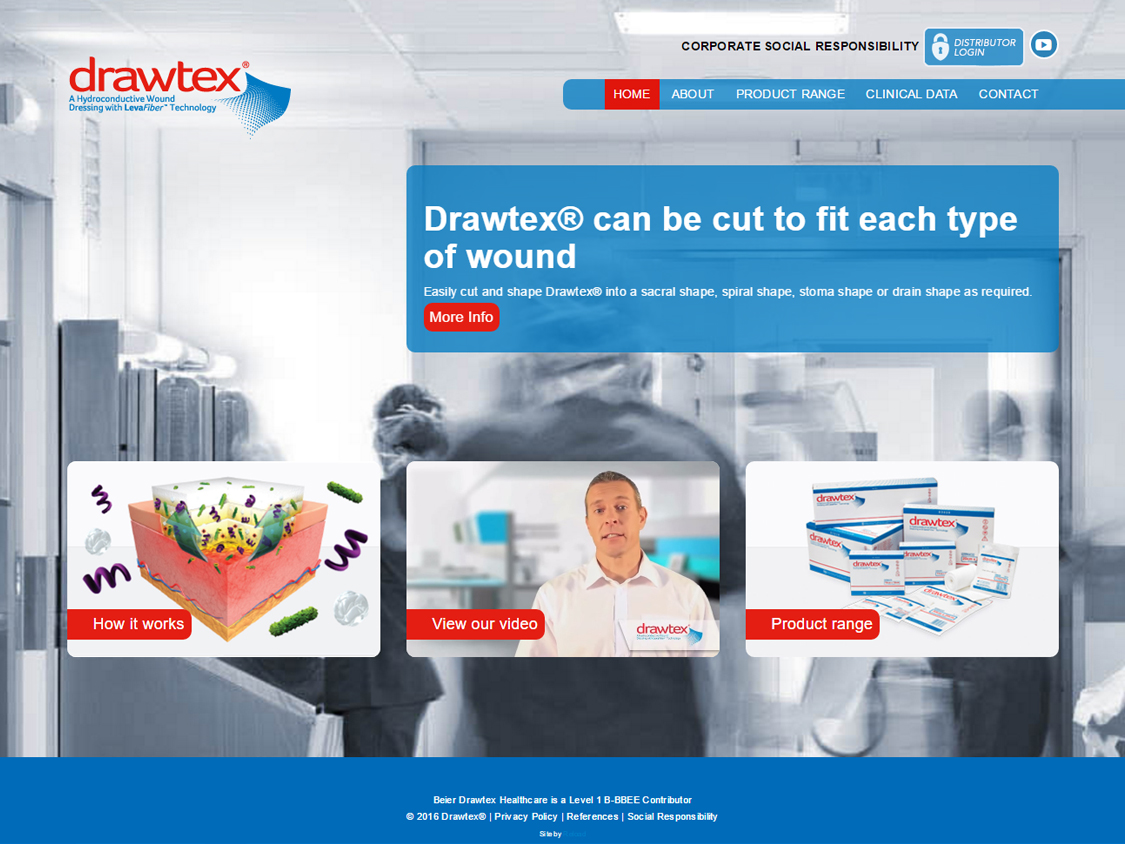 Beier Drawtex Healthcare Global Marketing Consultancy